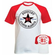 01 Hells Angels  T-Shirt Support81 Big Red Machine Baseball Star red and white