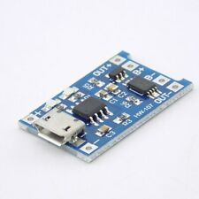 New 5V 1A TP4056 Micro USB 18650 Lithium Battery Charger Protection Board Module
