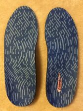 Powerstep OrthoticS Pinnacle MAXX Foot Insoles Full Length Arch Support-All Size