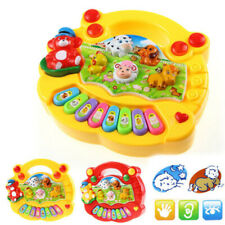Baby Musical Educational Animal Piano Developmental Music Toy Gift For Kid Child