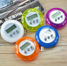 10Pcs 99 Minute Count Down Kitchen Cooking Timer LCD Digital Sport Study Clock
