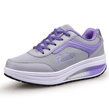 Women's Sneakers Sports Gym Fitness Casual Trainers Casual Running Wedge Shoes