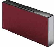 Artikelbild Sony CMT-X3CDR Stereo-Systemanlage rot  Bluetooth USB NFC