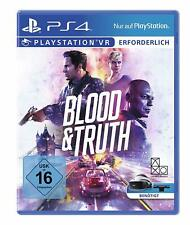 Artikelbild Blood & Truth PS4  [PlayStation VR]  NEU&OVP