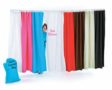 Cotton Waffle Shower Curtains