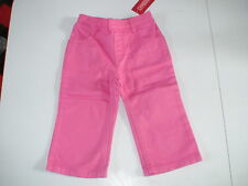 NWT GYMBOREE FAIRY FASHIONABLE PINK BOW EYELET PANTS 2T