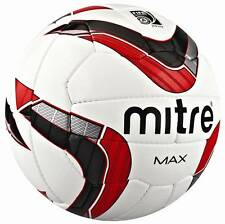 Mitre Max B4034 Football Soccer Match Ball FIFA Siz 4-5