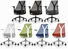 NEW Herman Miller Sayl Desk Task Office Chair with Adjustable Arms, Seat, Height