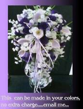 Silk Bridal Bouquet Sale! 22pc Custom Designed!