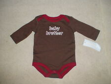 NWT GYMBOREE MISCHIEVOUS MONKEY BABY BROTHER TOP BS