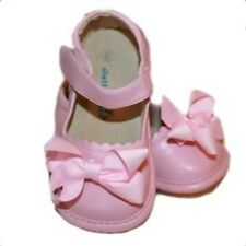 ADD-a-BOW Girls Pink SQUEAKY SHOES Toddler SIZES 4-8