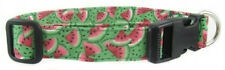 Watermelon Quick Release Buckle Pet Dog and Cat Collars