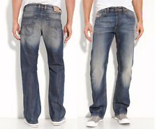 BNWT DIESEL Brand Made in Italy Men Jeans Larkee - Relaxed Straight Leg 880K