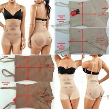 Seamless Short Leg Body Shaper,Butt Enhancer, Faja Colombiana Moldeate 12003