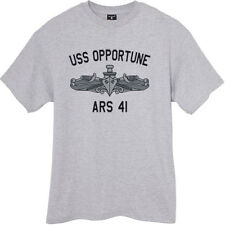 USN US Navy USS Opportune ARS-41 T-Shirt Rescue and Salvage Ship