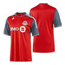 adidas Toronto FC MLS  2011 / 2012 Soccer Home Jersey Brand New Red / Gray