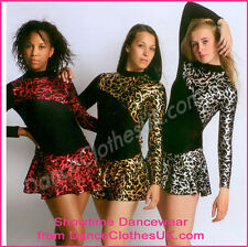 Ice Skating / Majorettes Dress Up To Adults Dress Size 20 **IN FOUR COLOURS**