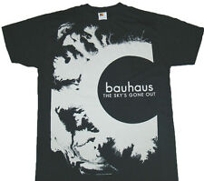 BAUHAUS - The Sky's Gone Out - T SHIRT Sizes S-M-L-XL Brand New !!! Official