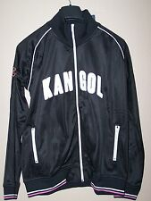 ***LADIES BLACK KANGOL TRICOT TOP. SIZES 8,14,16,18. BNWT***