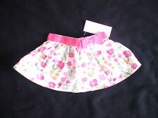 NWT GYMBOREE IN FULL BLOOM FLORAL SKIRT EASTER SPRING LAYETTE