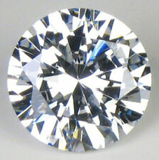 CUBIC ZIRCONIA  Hand Inspected Premium Quality Loose Round Stone CZ USA Shipper