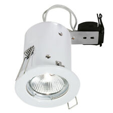 Aurora A2-DLM941 Mains Voltage GU10 Fire Rated Fixed Downlight