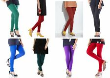 Indian Churidar Leggings Salwar Paint For Kurti Top Tunic Kameez Women Wear