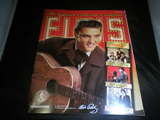 Elvis Deagostini Official Collector's Magazine - Issue 61 to 85