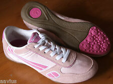 La Gear Light Weight Girls Athletic Fashion lace up Sneakers Shoes Pink
