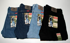 Four pairs of Wrangler Regular Fit Jeans 4 colors Free Shipping Worldwide