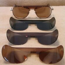Sunshades Sunglasses Polarized Slip Ins Drop Ins In behind glasses Solar Shield