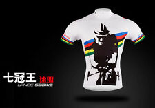 SOBIKE Cycling Short Jersey-Lance Armstrong Seven Champions