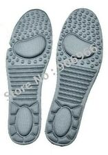 NEW MAGNETIC MASSAGING THERAPY INSOLES  UK SELLER & STOCK SIZES 4.5 to 11!