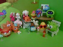 Brand New Moshi Monsters Figures Series 1 - (A - H)