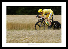 Bradley Wiggins 'Time Trial' 2012 Tour de France Photo Memorabilia (163)