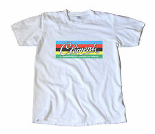 Rare Vintage Clement Logo T-Shirt - French Cycling, Bicycle Tubes, Racing