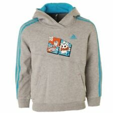 Official adidas Olympic 2012 Wenlock Football Boys Hoody, RRP £24.99