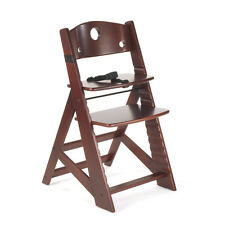 Keekaroo Height Right Kids Chair age 3 years and up to a 250 lbs. Wooden