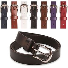 Hawkdale Leather Belt Made in the UK 20, 25, 30 & 40mm Widths New NWT