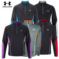 2013 Under Armour Elements ColdGear Storm 1/4Zip Thermal Golf Fleece Pullover