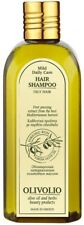 OLIVOLIO NATURAL SHAMPOO WITH EXTRA VIRGIN OLIVE OIL & NETTLE FOR OILY HAIR200ml