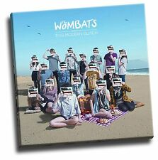 The Wombats - This Modern Glitch Giclee Canvas Album Cover Picture Art