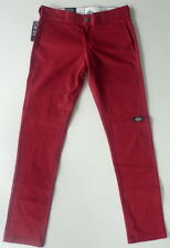 Dickies - Skinny Leg - Double Knee - Aged Brick - Work Pant (WP811) - NWT