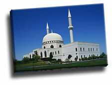 Islamic Architecture Islamic Center of Toledo in USA Giclee Canvas Picture Art