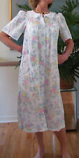 """Duster - Housecoat - Robe S-3XL """" Made in USA  Free Shipping"""