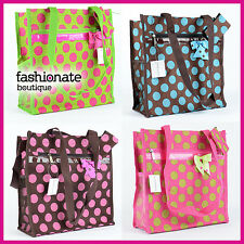 Tote Bag Shoppers Diaper Travel Carry On Dance Cheerleader Overnight Gym So Cute