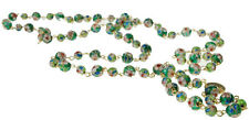 Womens Cloisonne Beads Long Fashion Neckace,Jewellery under £10 Gift for Her