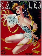 194.Art Decor POSTER.Graphics to decorate home office.Carteles New year.Pinup.