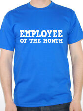 EMPLOYEE OF THE MONTH - Humorous / Fun / Work Themed Mens T-Shirt