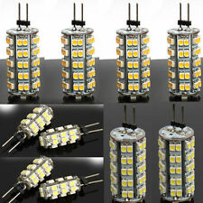 G4 5/9/13/18/24/26/6 SMD DC 12V 3528/5050 LED Light Warm/Pure White Bulb Lamp